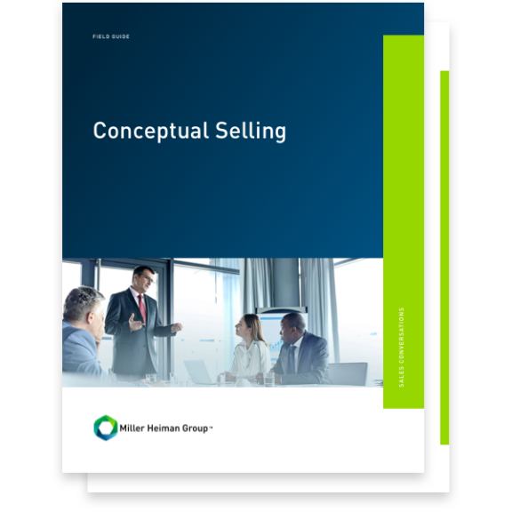 Sinopse do Curso Conceptual Selling
