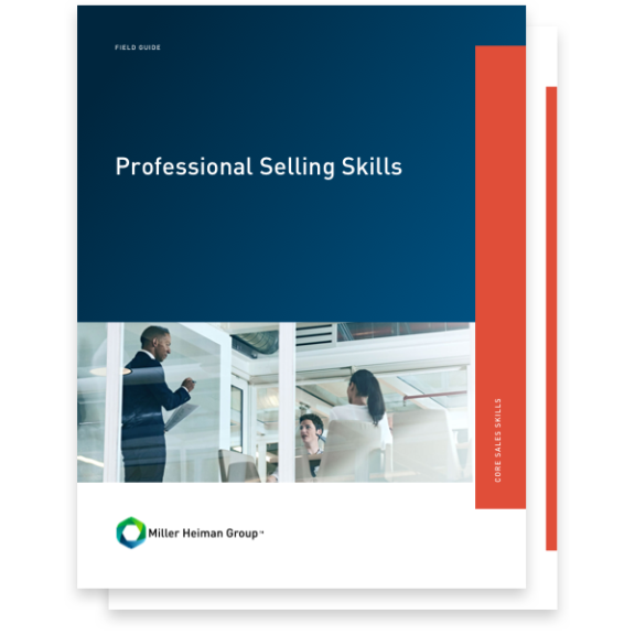 Sinopse do Curso Professional Selling Skills