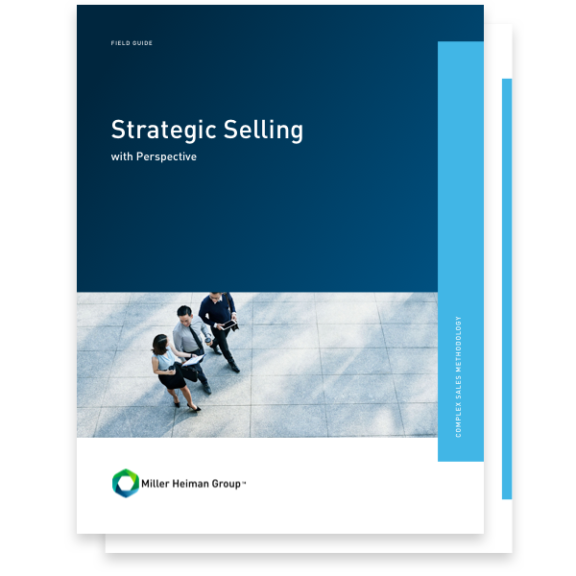 Sinopse do Curso Strategic Selling with Perspective