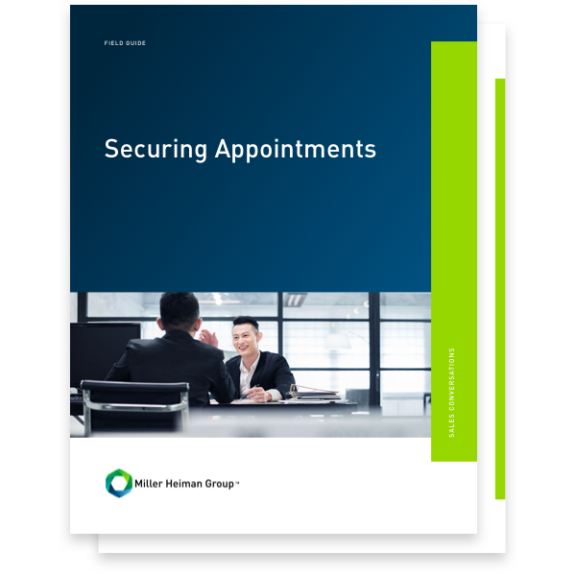 Sinopse do Curso Securing Appointments